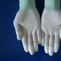 Găng tay tĩnh điện phủ PU chất lượng, chống tĩnh điện, điện tử