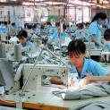 Xưởng may quần áo công nhân cơ khí chất lượng