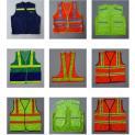 Áo bảo hộ phản quang trang phục thiết yếu cho công nhân khi thiếu sáng