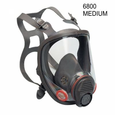 Mặt nạ phòng độc 3M 6800