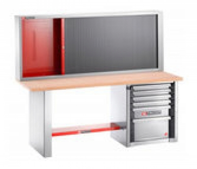 Bàn thao tác và tủ Facom 2000.AB32M3