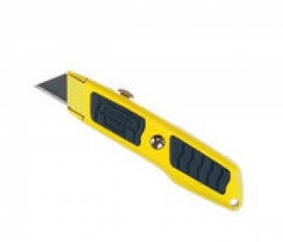 Dao rọc cáp (cán nhôm màu vàng) 6''/ 150mm Stanley 10-779