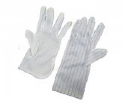 Găng tay chống tĩnh điện Polyester phủ hạt