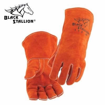 Găng tay da hàn Black Stallion 112