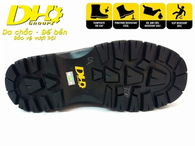 Giày Da DH thấp cổ