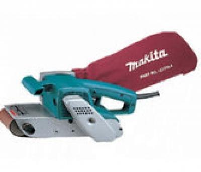 Máy chà nhám băng Makita 100x610mm 850W 9924DB