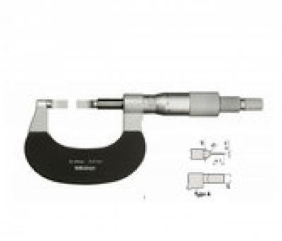 Panme đo ngoài 0-25mm Mitutoyo 122-101