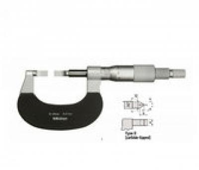 Panme đo ngoài 0-25mm Mitutoyo 122-141