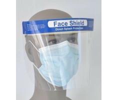Face shield - khiên che mặt - tấm che mặt - Mặt nạ chống giọt bắn - Mặt nạ phòng dịch