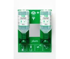 Bộ chai nước rửa mắt khẩn cấp Plum 4694