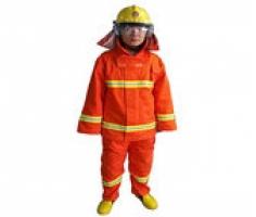 Bộ quần áo chống cháy Nomex- 4 lớp DAK-R400