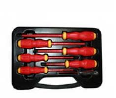 Bộ tua vít VDE 6 cây chuyên dùng, cách điện 1000V Stanley 65-980