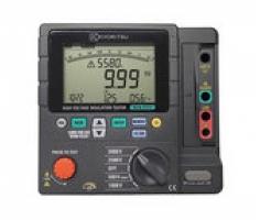 Đồng hồ đo điện trở cách điện Kyoritsu 3127