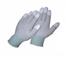 Găng tay sợi carbon phủ PU đầu ngón