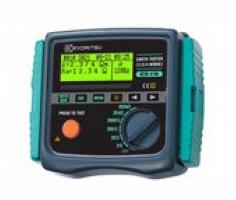 Máy đo điện trở đất - Điện trở suất Kyoritsu 4106
