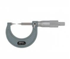 Panme đầu đo lưỡi kiếm Mitutoyo 0-25mm 112-153