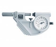 Panme đo ngoài đồng hồ Mitutoyo 0-25mm 523-121