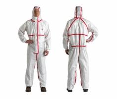 Quần áo chống hóa chất 3M 4565