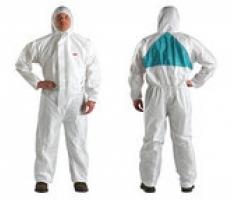 Quần áo chống hóa chất 3M-4520