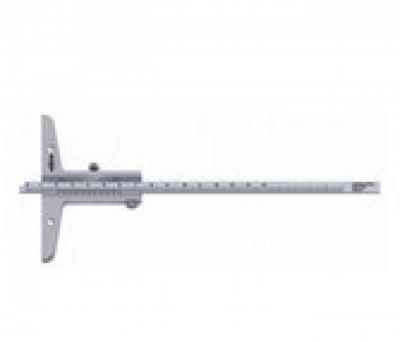 """Thước cặp đo chiều sâu du xích 8""""/200mm Mitutoyo 527-122"""