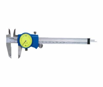 """Thước cặp đồng hồ 6""""/150mm C-Mart CD0024"""