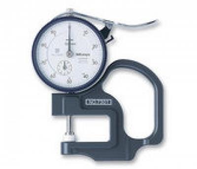 Thước đo độ dày 0-10mm Mitutoyo 7301