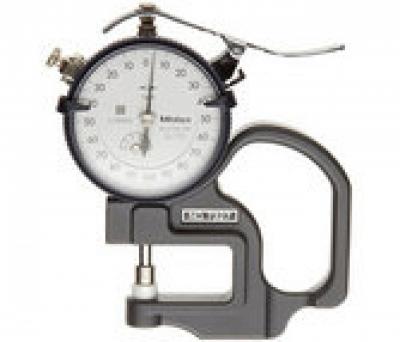 Thước đo độ dày 0-10mm Mitutoyo 7327
