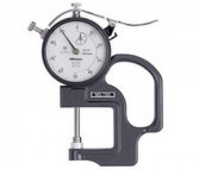 Thước đo độ dày 0-20mm Mitutoyo 7305