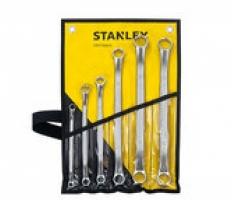 Bộ cờ lê hai đầu tròng 6 chiếc 8x10-22x24 mm Stanley STMT73664