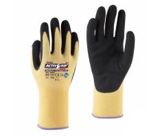 Găng tay chống dầu, chống cắt Towa 591