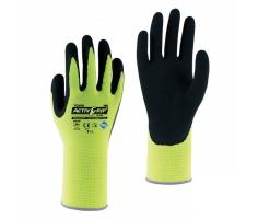 Găng tay chống dầu Towa 580 HI-VIS color