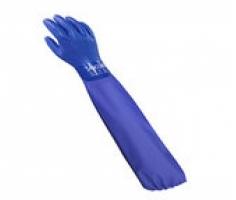 Găng tay PVC chống dầu, loại dài Takumi PVC-600X