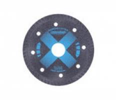 Lưỡi cắt gạch khô ướt màu xanh 100x1.6x20mm Crossman 55-413