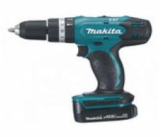 Máy khoan tốc độ cao dùng pin Makita 10mm 14.4V BDF343RFE