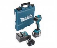 Máy vặn vít dùng pin Makita 155N.m 14.4V DTD134RFE