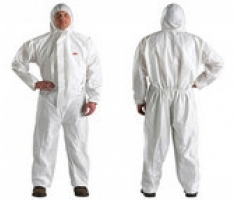 Quần áo chống hóa chất 3M-4510