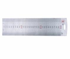 Thước thẳng 500mm C-Mart CD0019-500