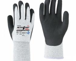 Găng tay chống dầu, chống cắt Towa 540